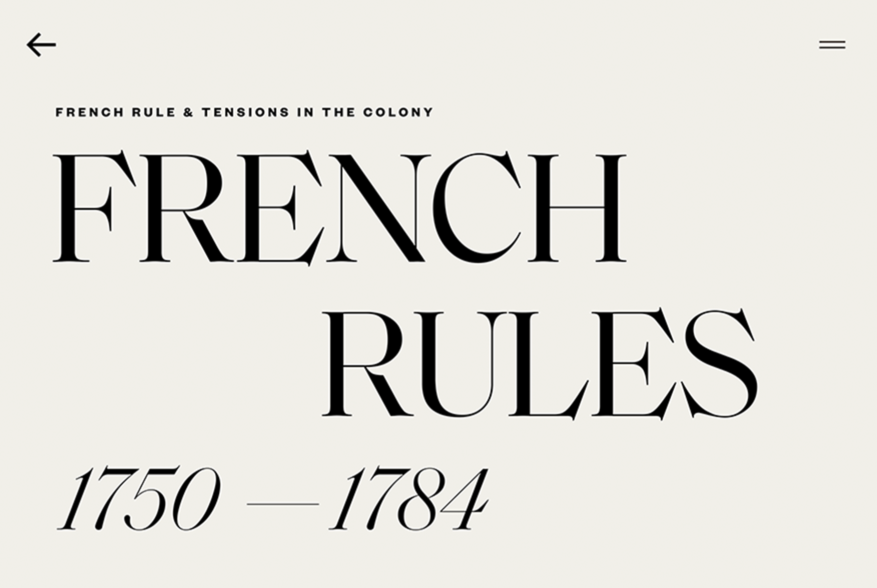French_rule