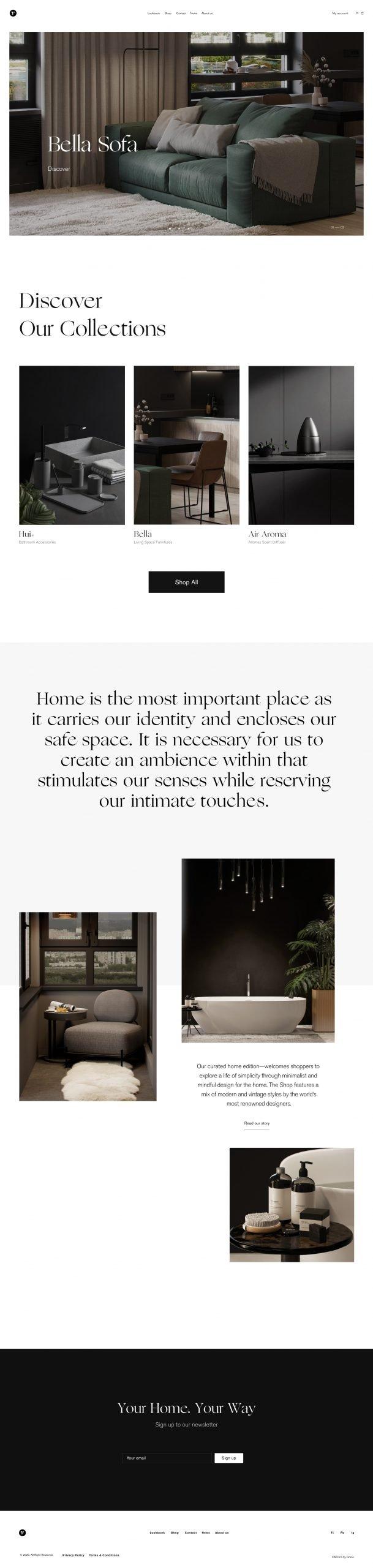 Hui Homepage